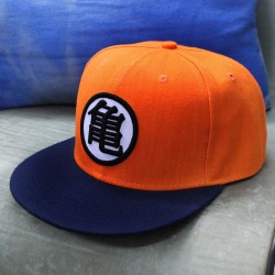 Casquette Orange Logo Kamé